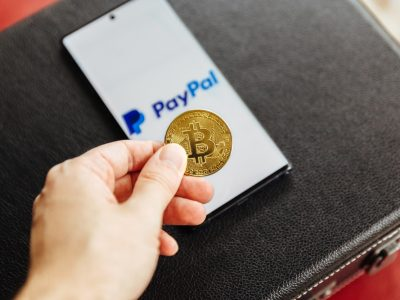 PayPal cryptocurrency